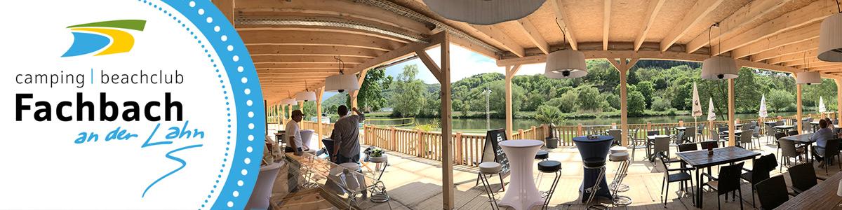 Camping, Glamping & Beachclub in Fachbach an der Lahn